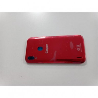 BATTERY COVER E3 RED