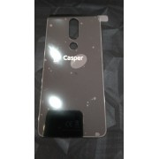 Casper  P3 Arka Kapak - 	 BATTERY COVER P3 BLACK