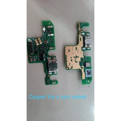 Casper Via S  ANTENNA BOARD