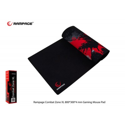 Addison Rampage Combat Zone XL 800*300*4 mm Gaming Mouse Pad